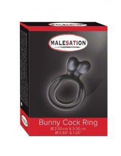 MALESATION BUNNY COCK RING
