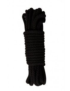 GP BONDAGE ROPE 10M BLACK