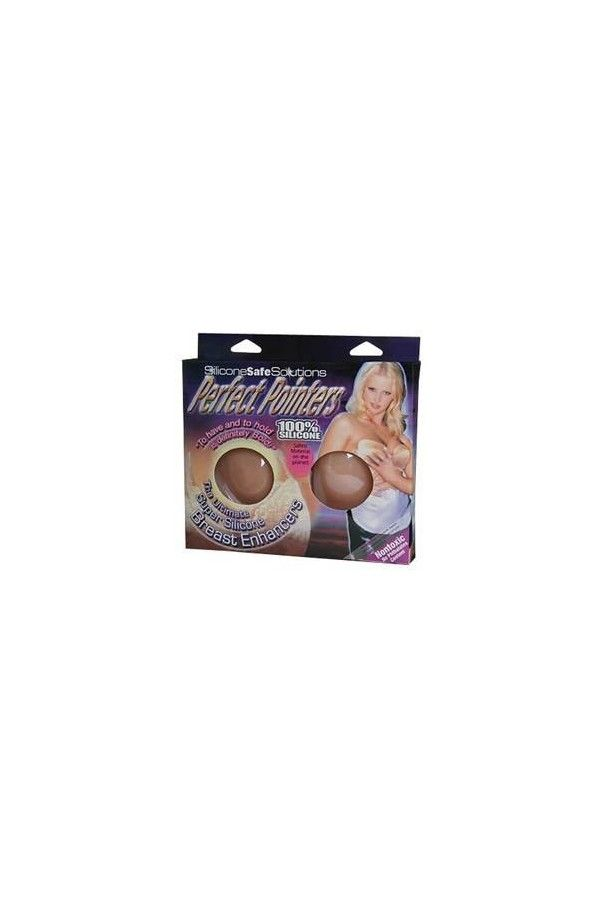 Perfect Pointers Silicone Breast Enhancers