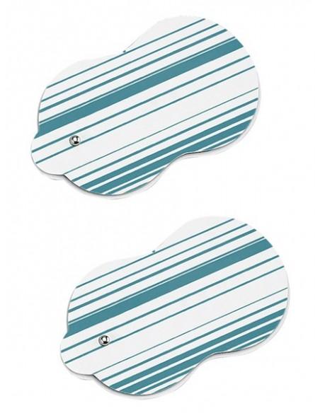 Rimba Electro adhesive pads, uni-polar ( 2 pieces)