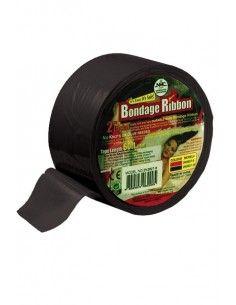 Bondage Ribbon 5cm/18mtr black