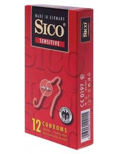 SICO SENSITIVE 12 ST.
