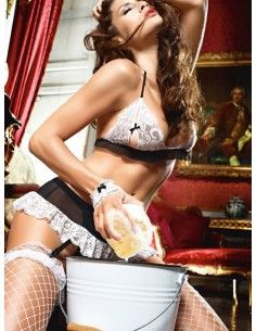 DO NOT DISTURB FRENCH MAID...