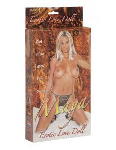 MAYA EROTIC LOVE DOLL