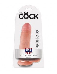 KING COCK 7INCH COCK WITH...