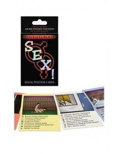 ADVENTUROUS SEX! CARD GAME