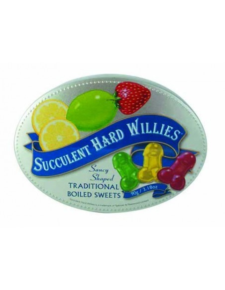 Succulent Hard Willies 90g