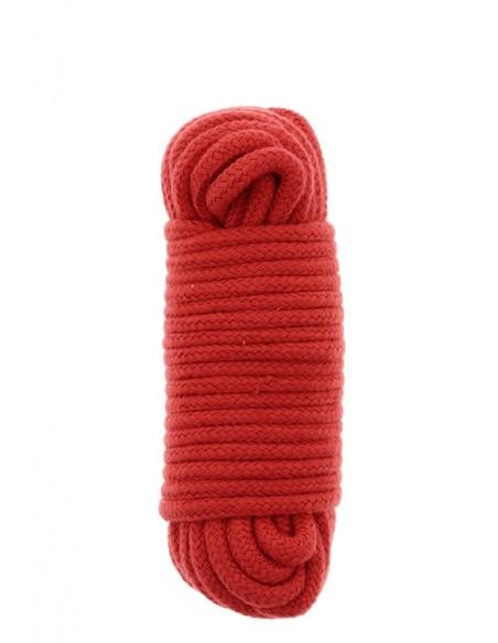 BONDX LOVE ROPE - 10M RED